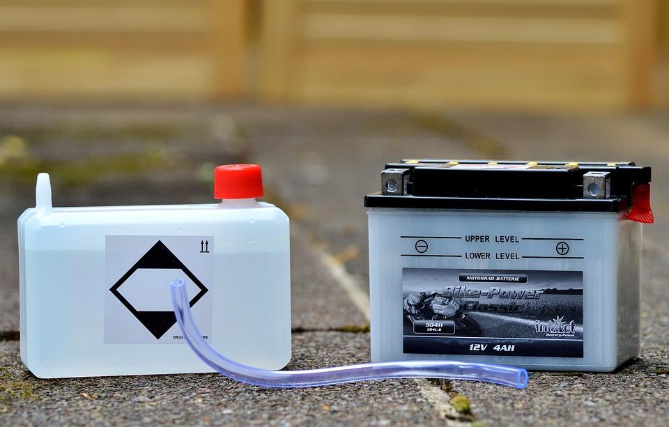 12V baterie