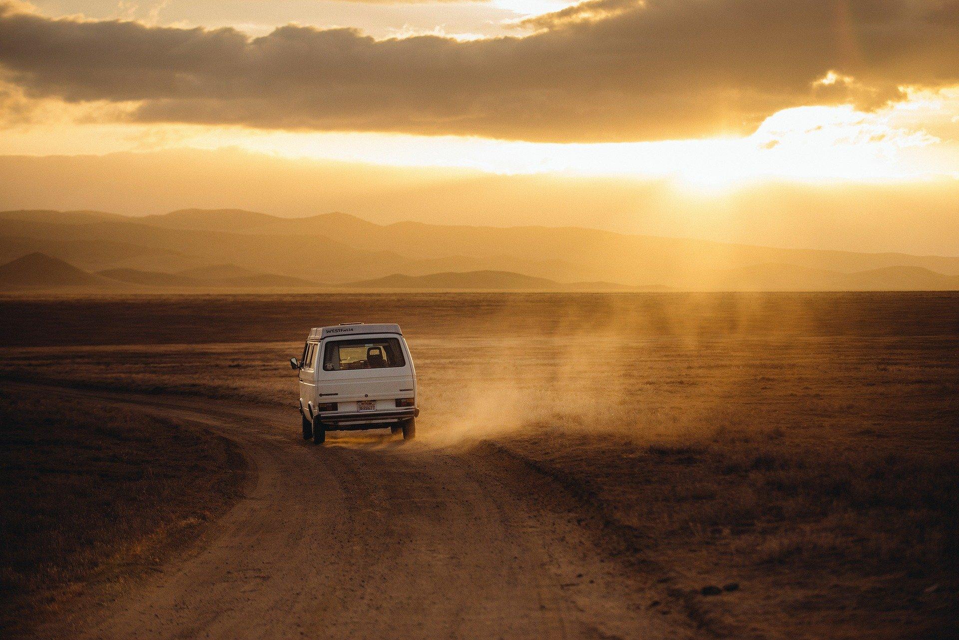Nízko-rozpočtové letní cestování
