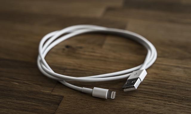 kabel smotaný