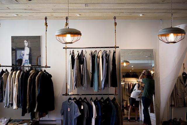 boutique pro muže