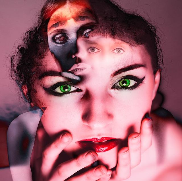 mladá schizofrenička
