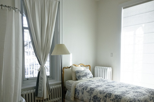 domov - ložnice