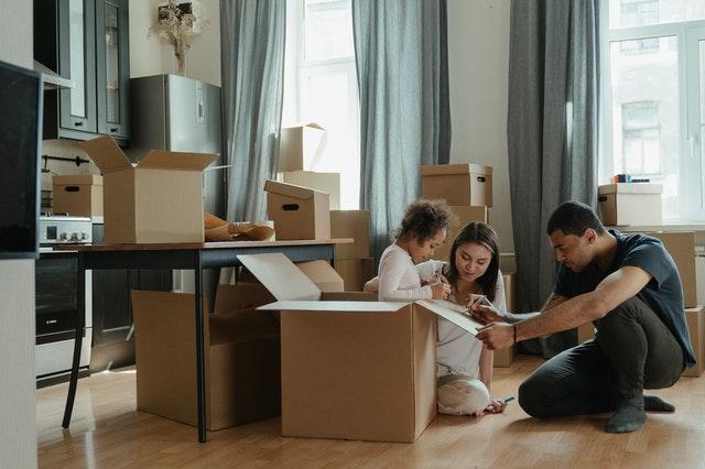 Rady, jak se přestěhovat bez zbytečných nervů